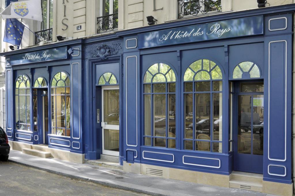 Hotel des Roys Versailles Versailles France
