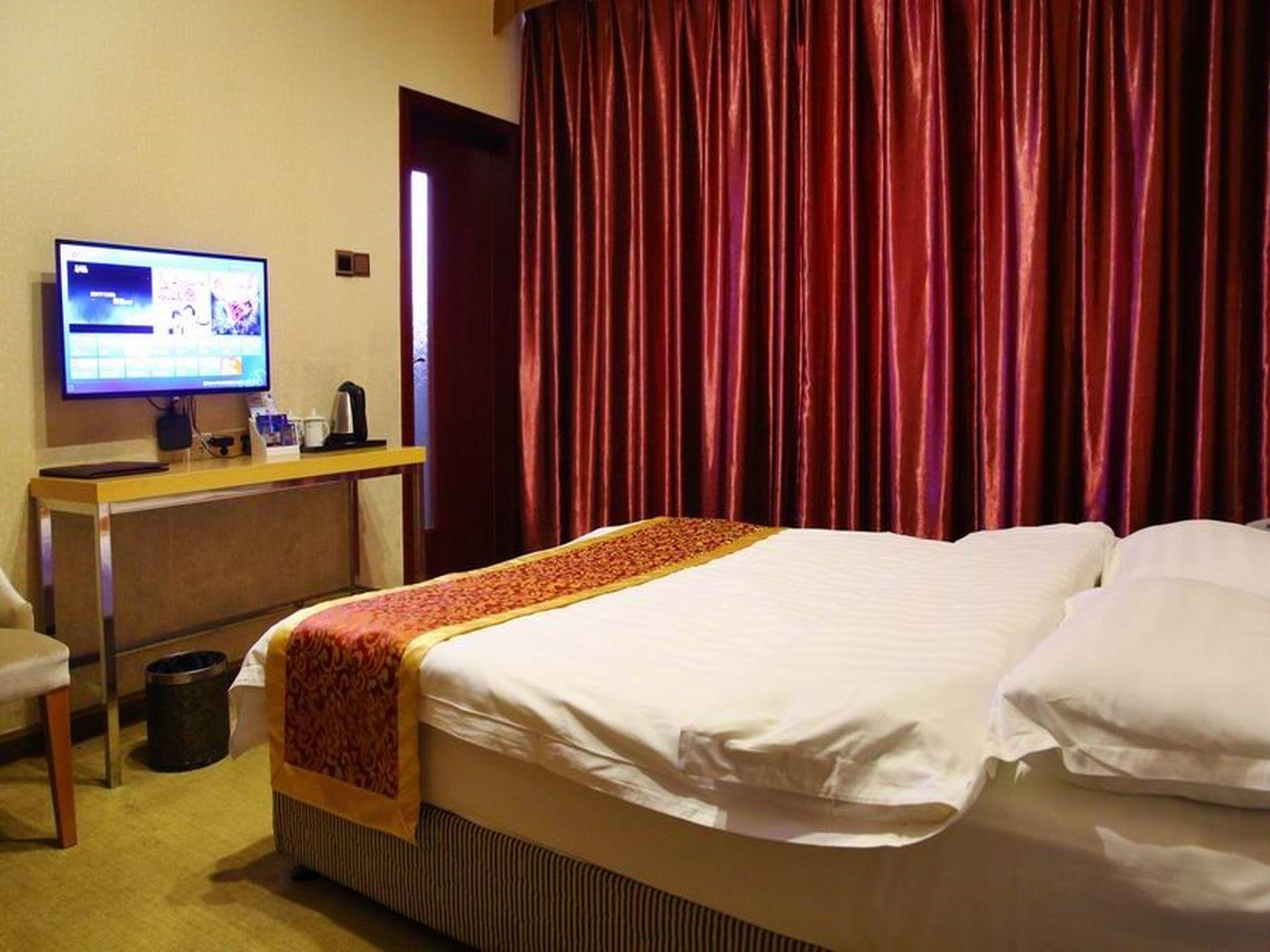 yiantaisheng hotel co ltd Chengdu China
