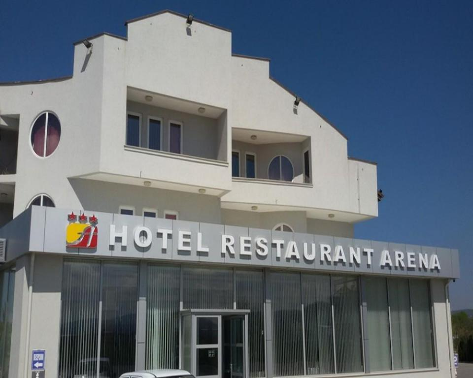 More about Hotel Arena