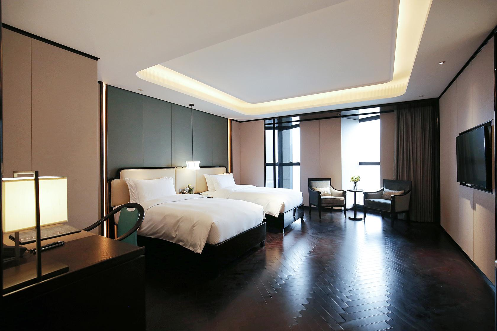 Traditioneel Chinees Bed : Hangzhou minho international hotel in china room deals photos