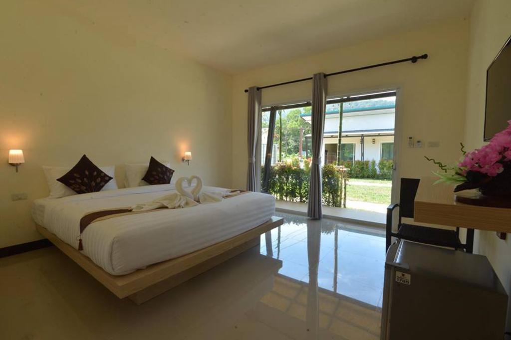 Malee Sirin Old Town Resort Sang Kha Ou Koh Lanta Room