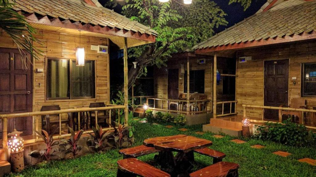 More about Jaidee Bamboo Huts.