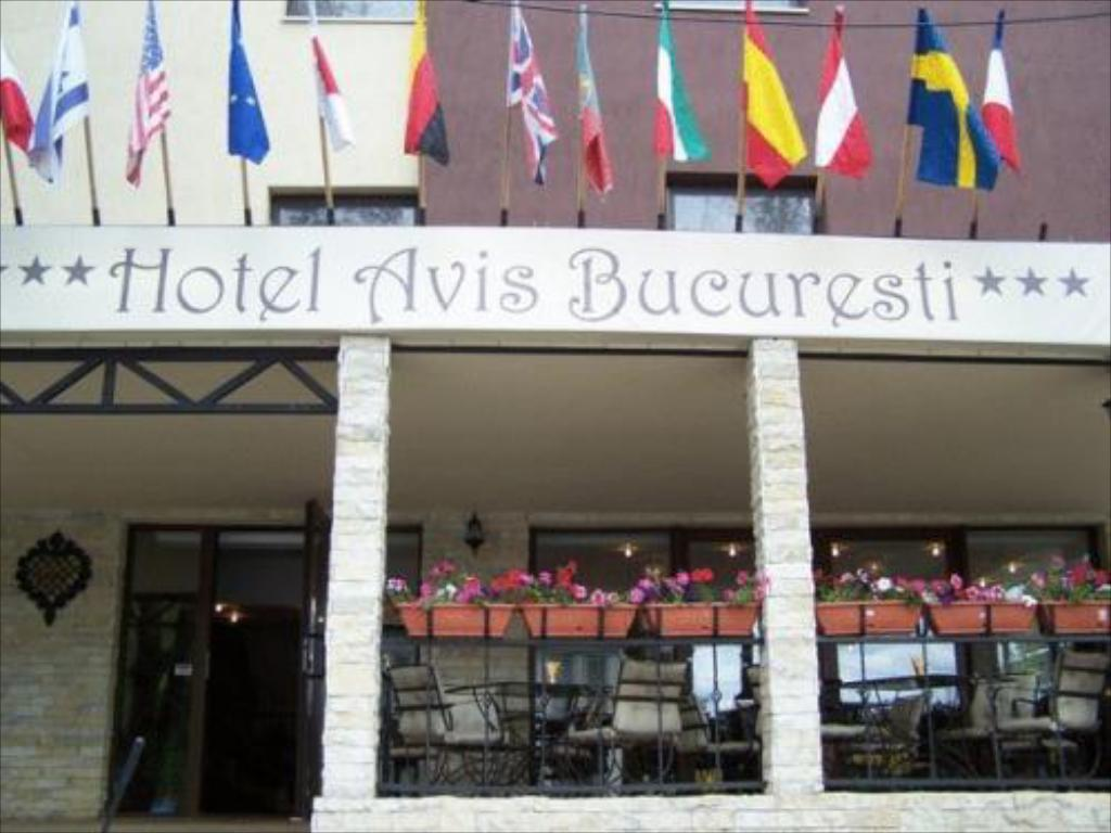 Udvendig Avis Boutique Hotel Bucuresti