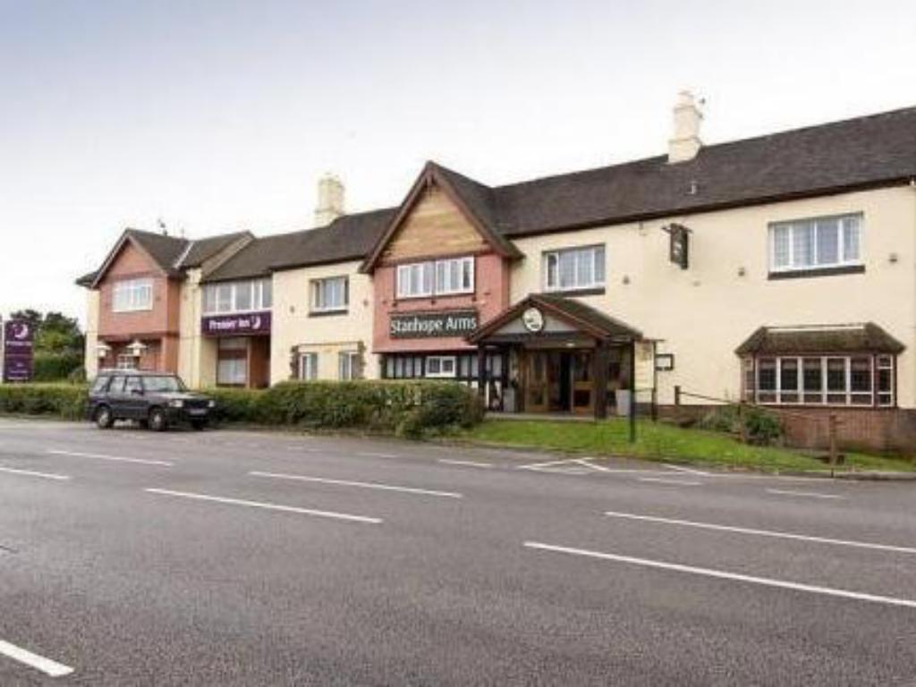Se alle 39 billeder Premier Inn Burton-On-Trent East