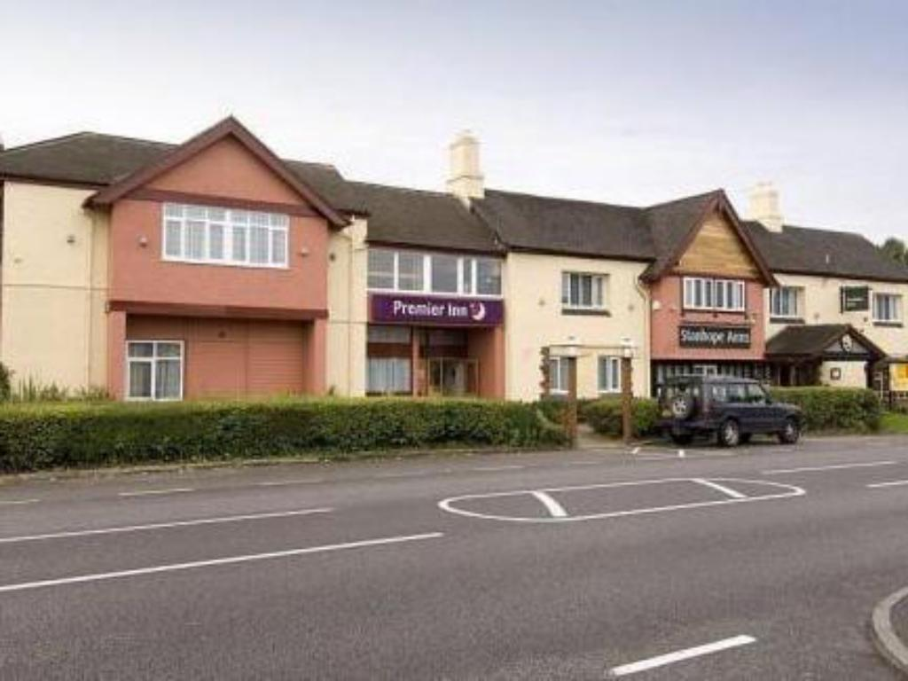 Udvendig Premier Inn Burton-On-Trent East