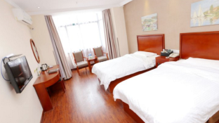 GreenTree Inn Kunshan High Speed Rail Station Hengshan Road Express Hotel