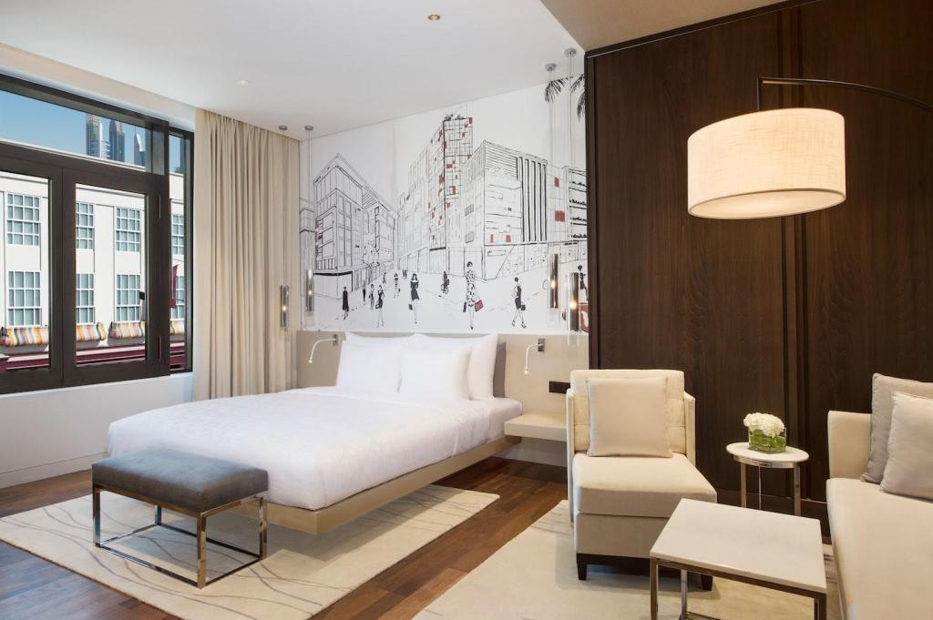 La Ville Hotel Suites CITY WALK Dubai Autograph Collection In Enchanting 3 Bedroom Apartment In Dubai Creative Collection