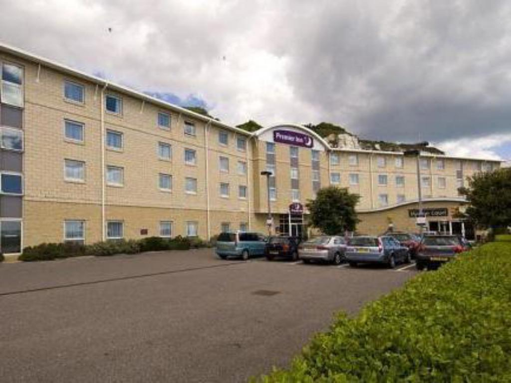 Exterior view Premier Inn Dover Central - Eastern Ferry Terminal