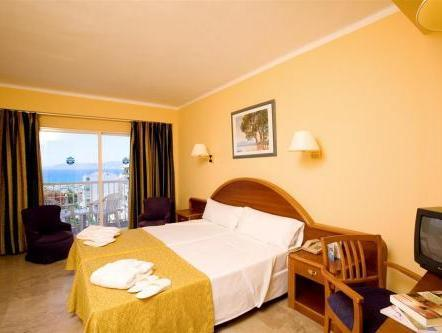 Double or Twin Room with Extra Bed and Balcony (3 Adults)