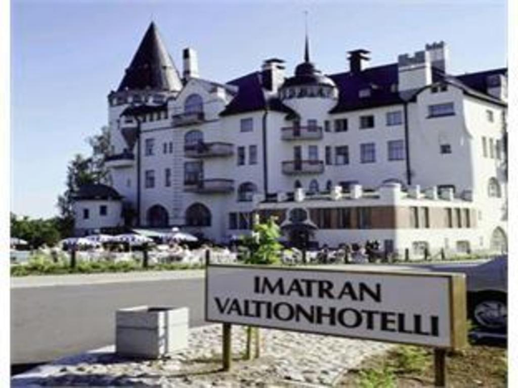 Imatran Valtionhotelli Historia