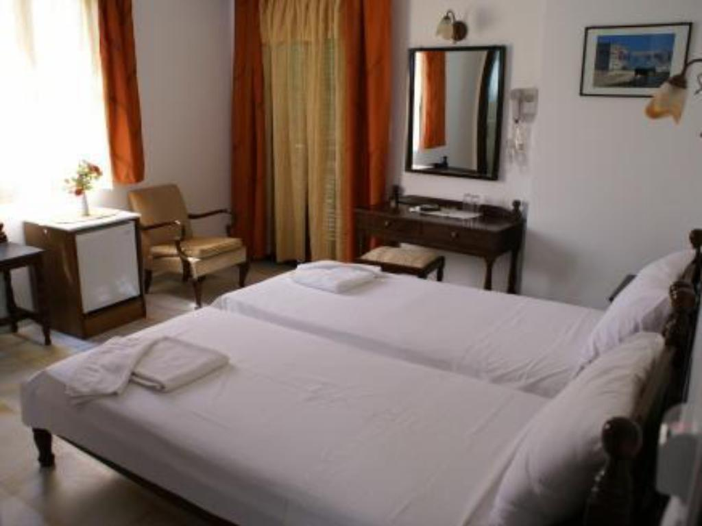 Double or Twin - Bed Corali Hotel Ios