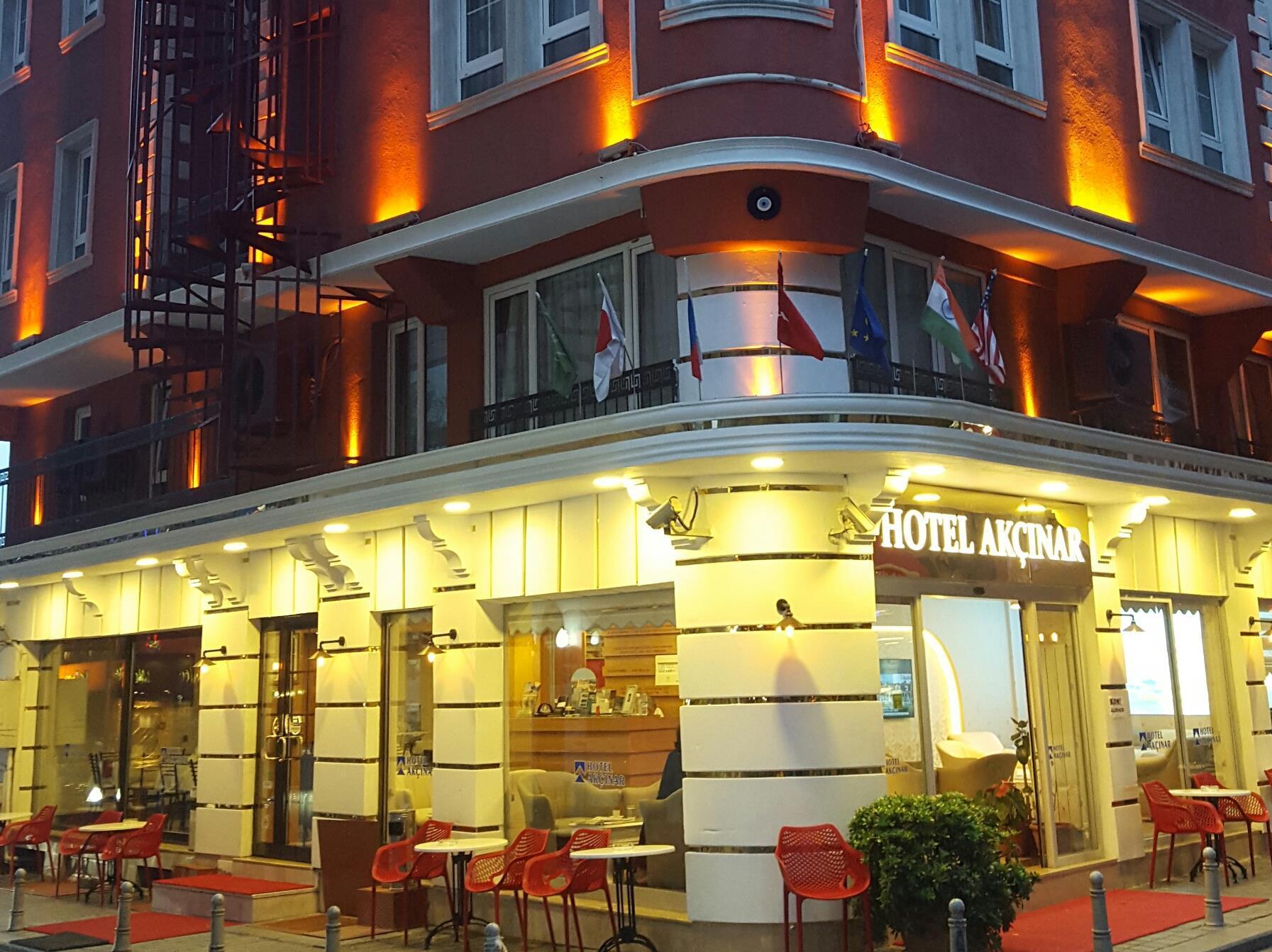 hotel akcinar in istanbul room deals photos reviews rh agoda com