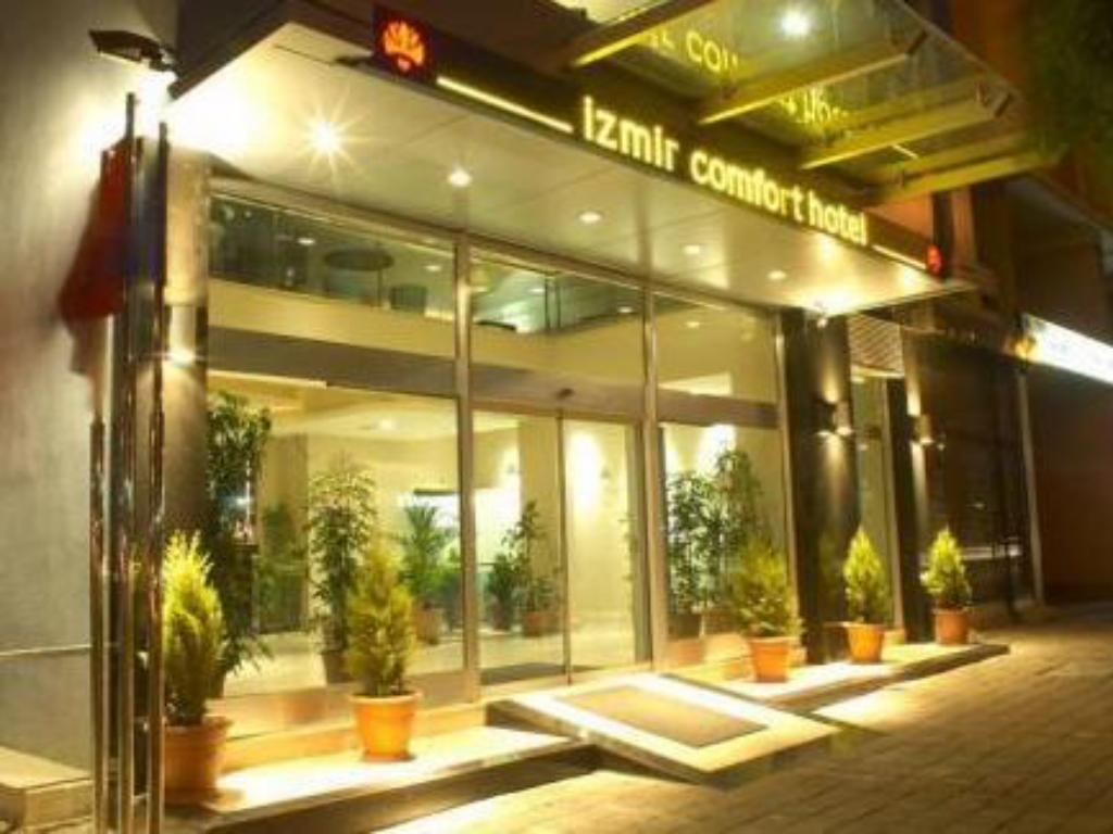 More about Izmir Comfort Boutique Hotel