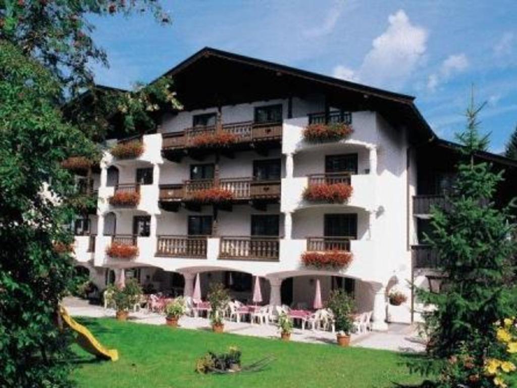 Appartementhaus Kirchberg - Kirchberg in Tirol