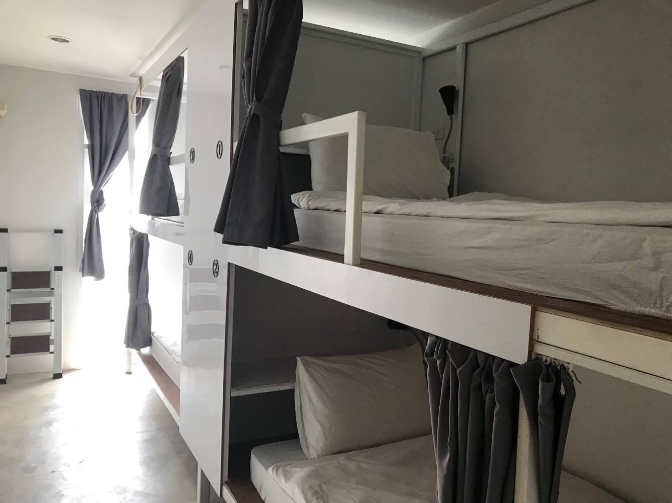 1 Person in 4-Bed Dormitory - Male Only