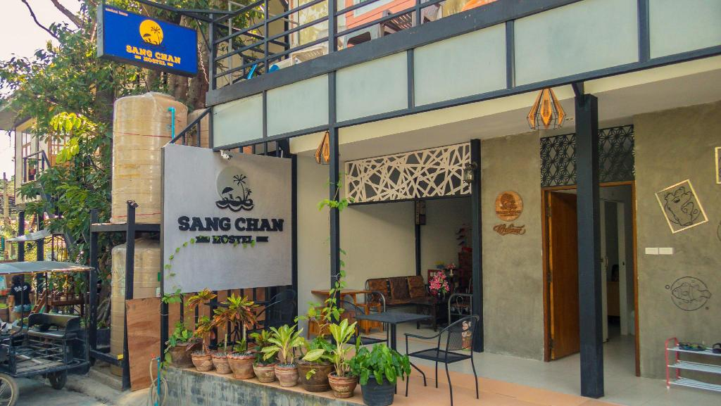 More about Sang Chan Hostel