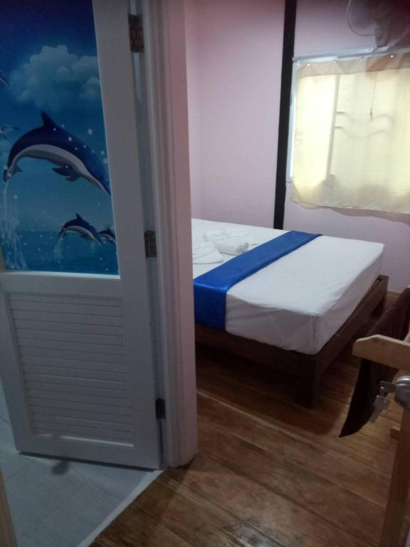 Private (Single / room) - Room plan Sang Chan Hostel