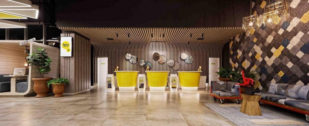 Best Price On Yello Hotel Harmoni In Jakarta Reviews