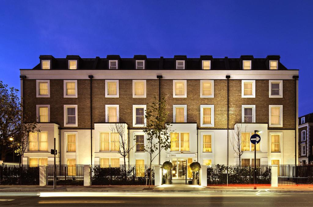 More about Heeton Concept Hotel - Luma Hammersmith