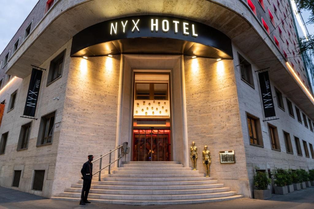 Nyx Hotel Milan By Leonardo Hotels Milano Parhaat Tarjoukset