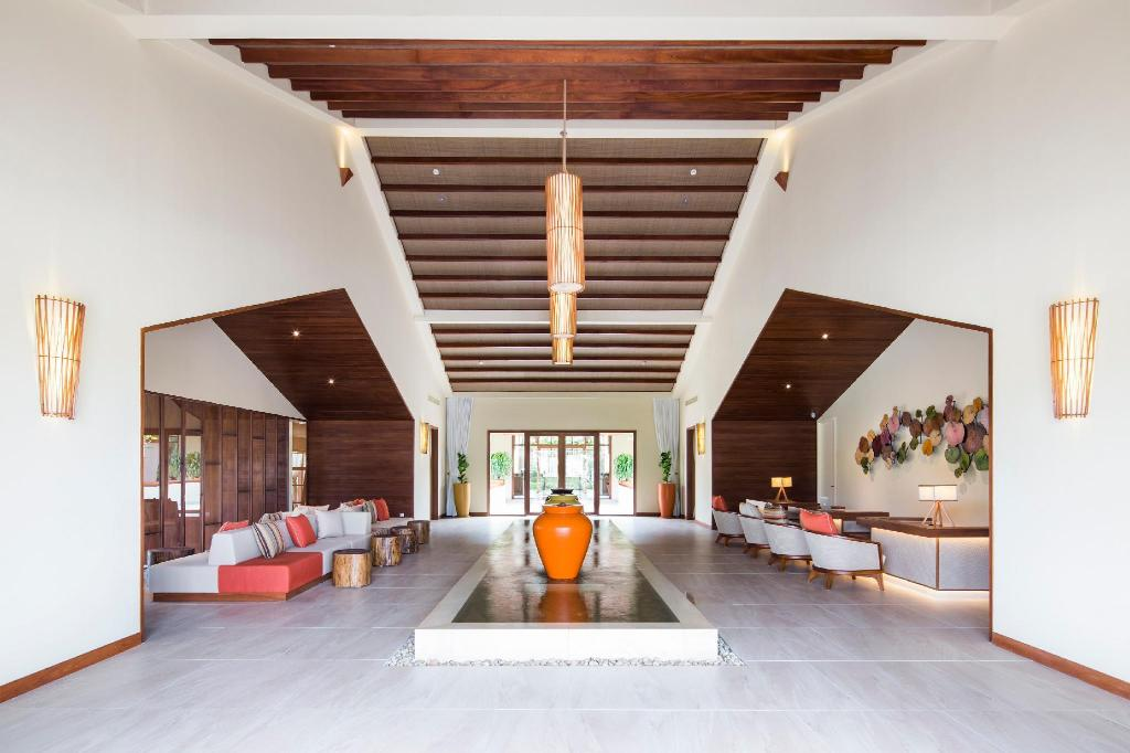 Lobby Fusion Resort Phu Quoc - All Spa Inclusive