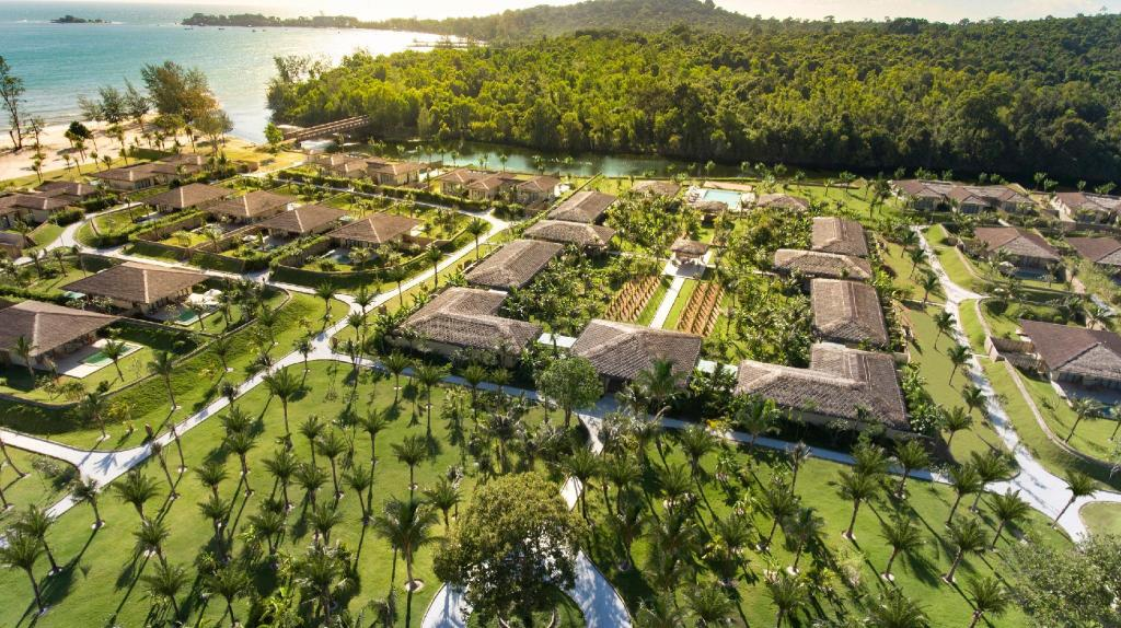 Exterior view Fusion Resort Phu Quoc - All Spa Inclusive