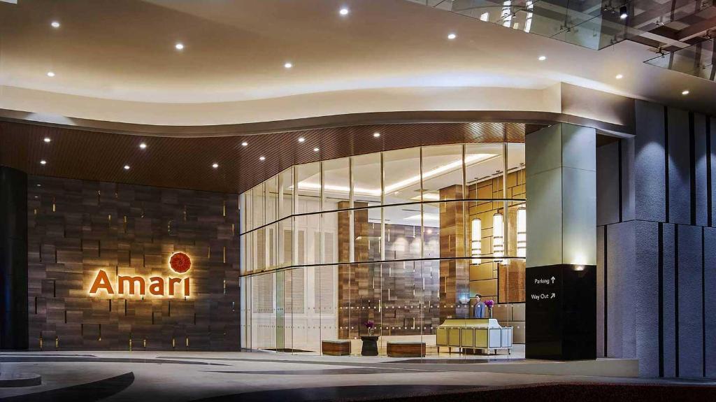 Amari Johor Bahru in Malaysia - Room Deals, Photos & Reviews