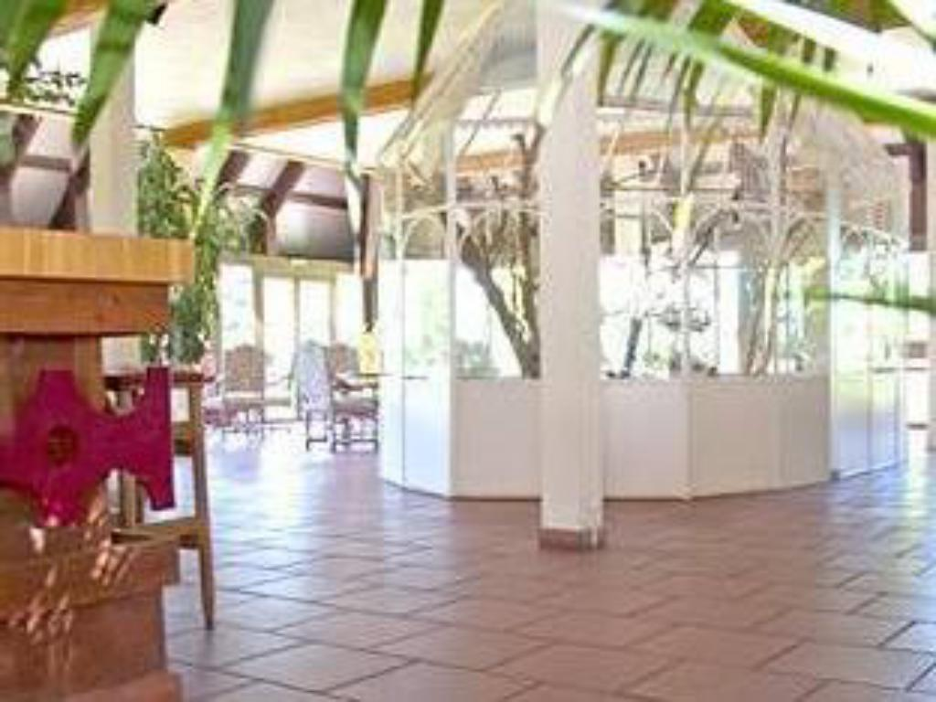 Interior view Hotel du Golf