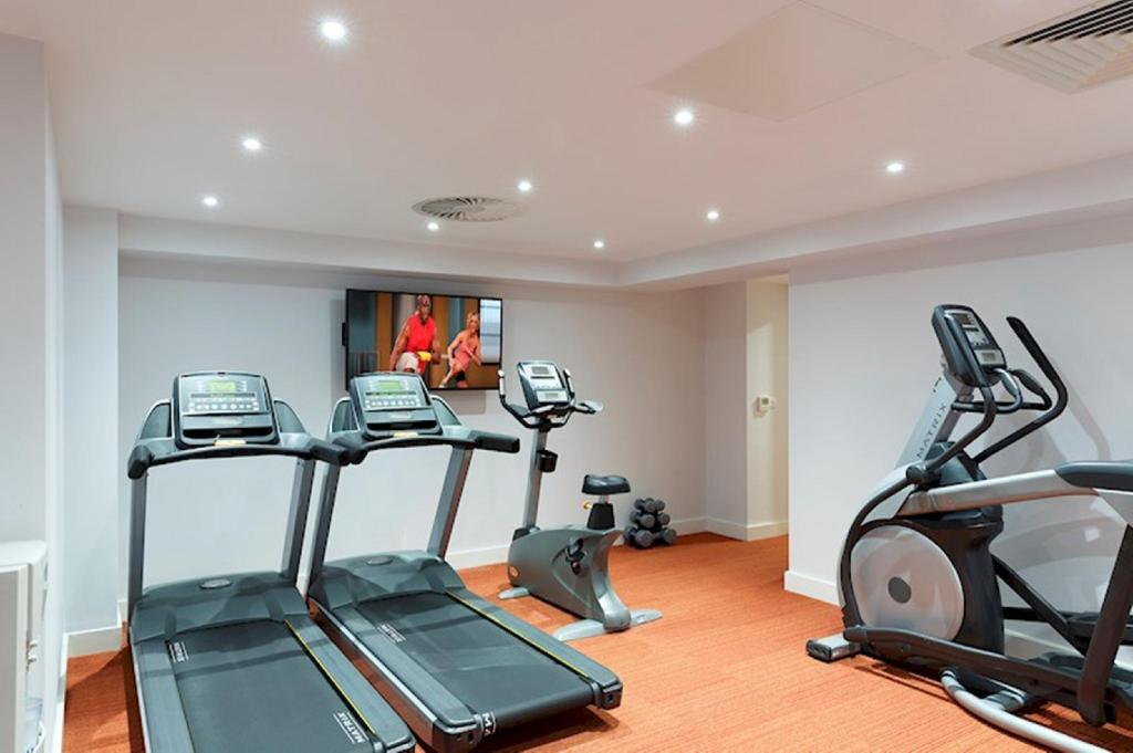 Fitness center SACO Manchester - Piccadilly