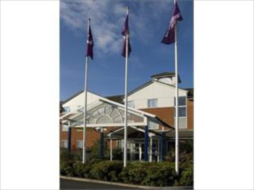Esterno Premier Inn Middlesbrough Central South