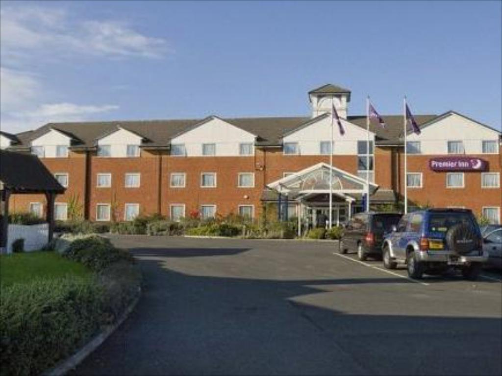 Premier Inn Middlesbrough Central South – więcej informacji