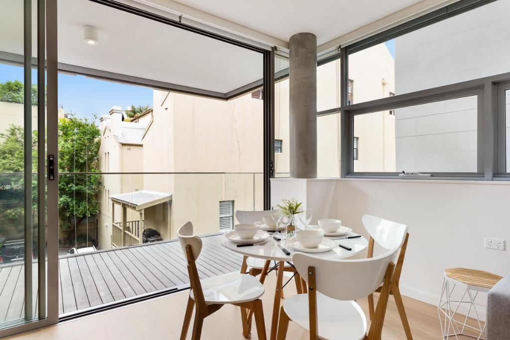 Inne Darlinghurst Furnished Apartments 104 Farrell Avenue