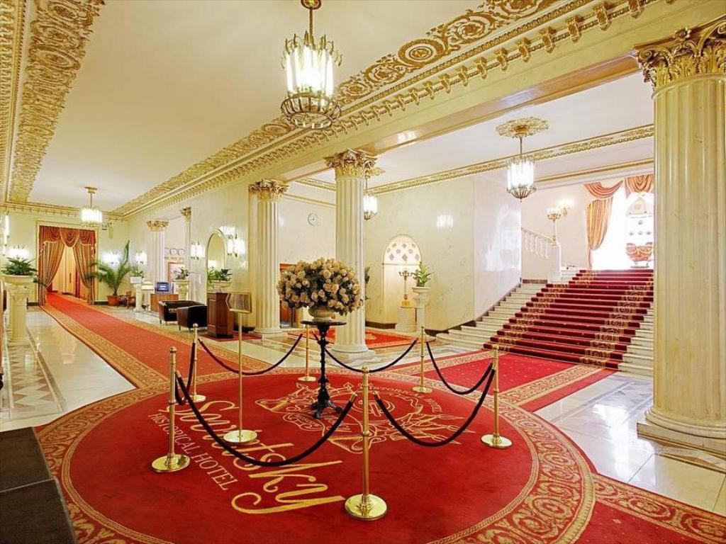 Interior view Historical Hotel Sovietsky Hotel