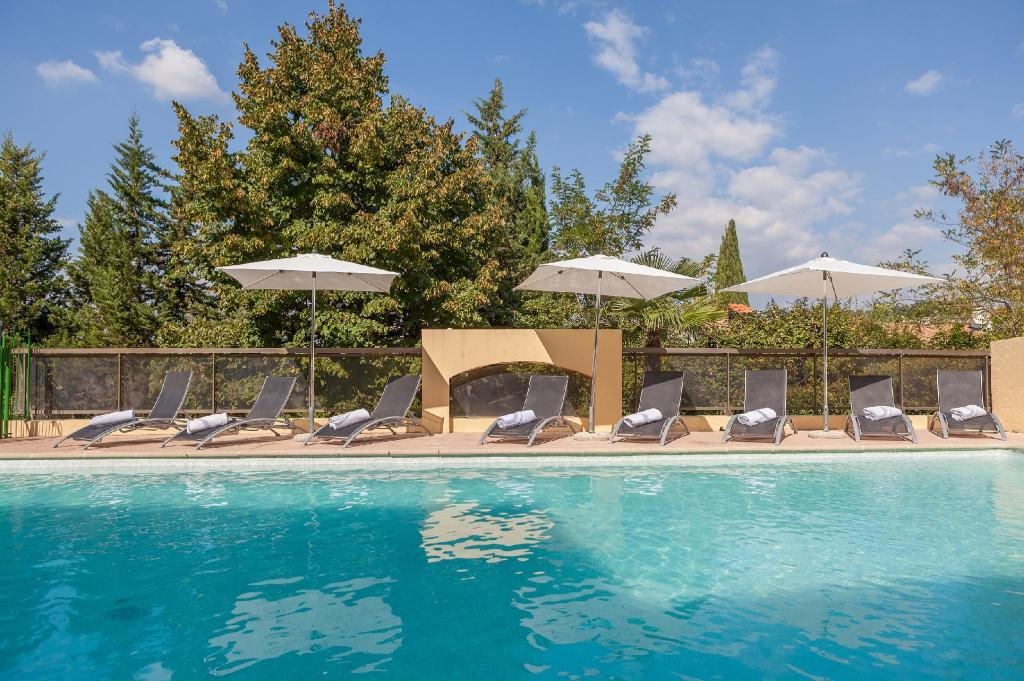 Swimming pool [outdoor] Le Club Mougins by Diamond Resorts