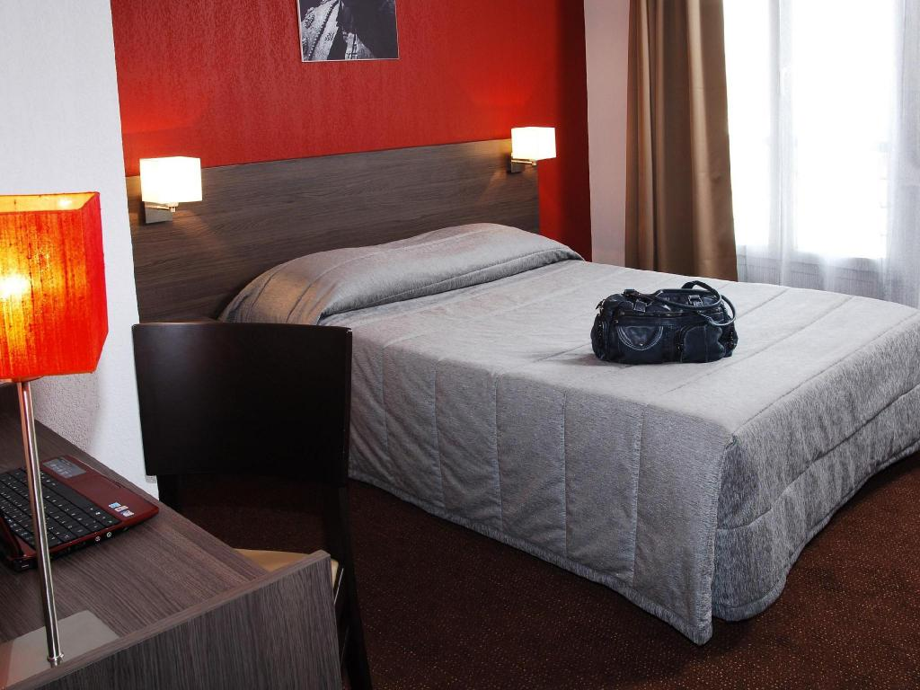 Studio for 2 people - Bed Adagio Access Nimes Aparthotel