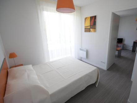 Apartment 3-4 Persons Double with Street View