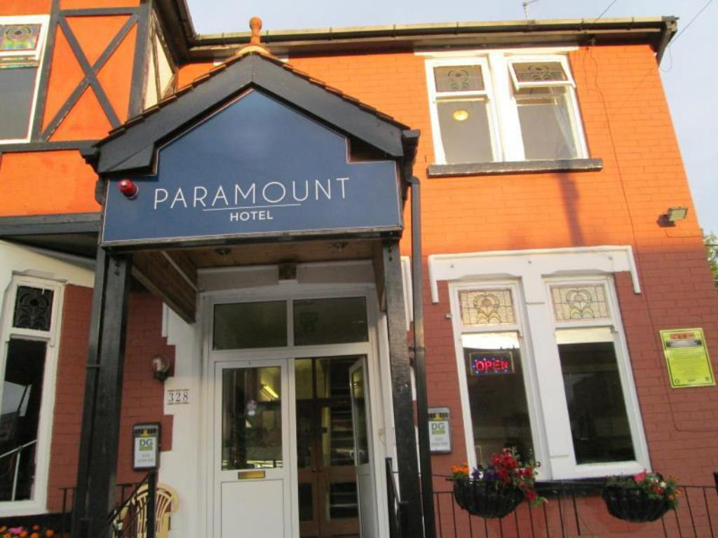 Paramount Hotel in Nottingham - Room Deals, Photos & Reviews
