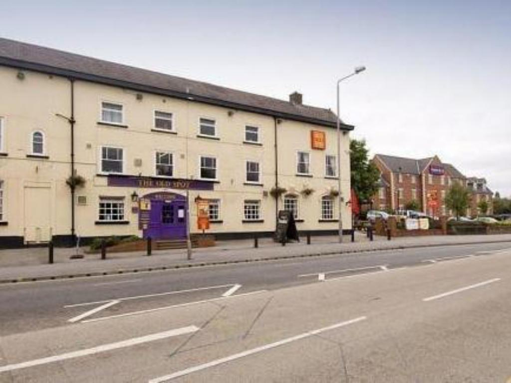 Utvendig Premier Inn Nottingham North - Daybrook
