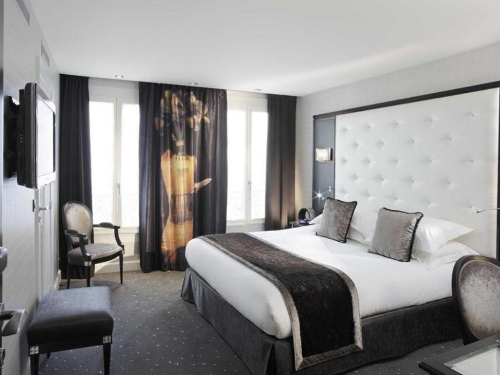 Superior - Guestroom Maison Albar Hotel Opera Diamond, BW Premier Collection
