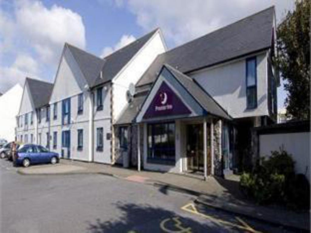 Widok z zewnątrz Premier Inn Plymouth City - Lockyers Quay