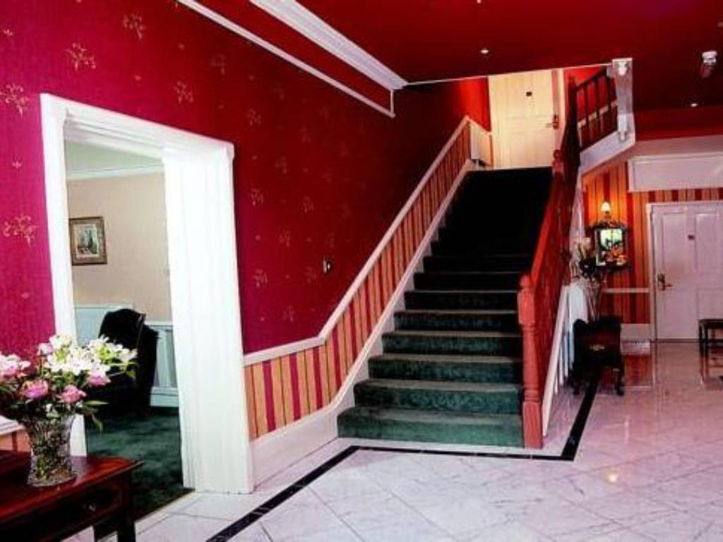 Interior view Beech House Hotel