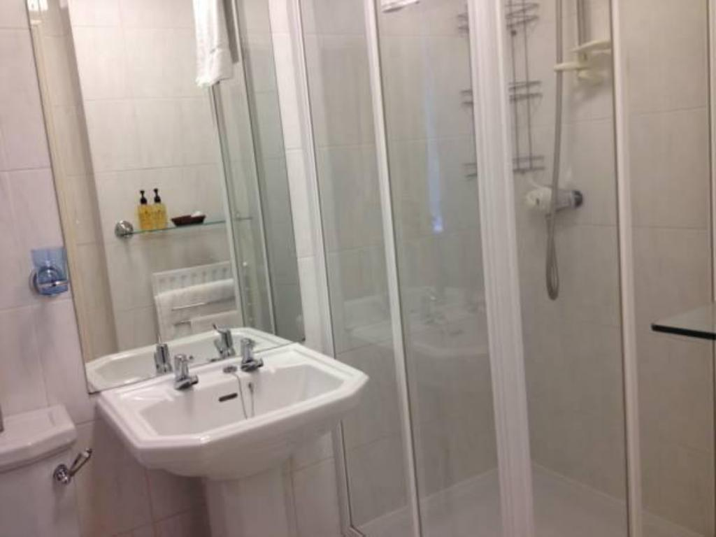 Executive Single Room - Bathroom Beech House Hotel