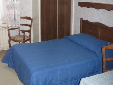 Numurs ar divvietīgu gultu, ar dušu (Double Room with Shower)
