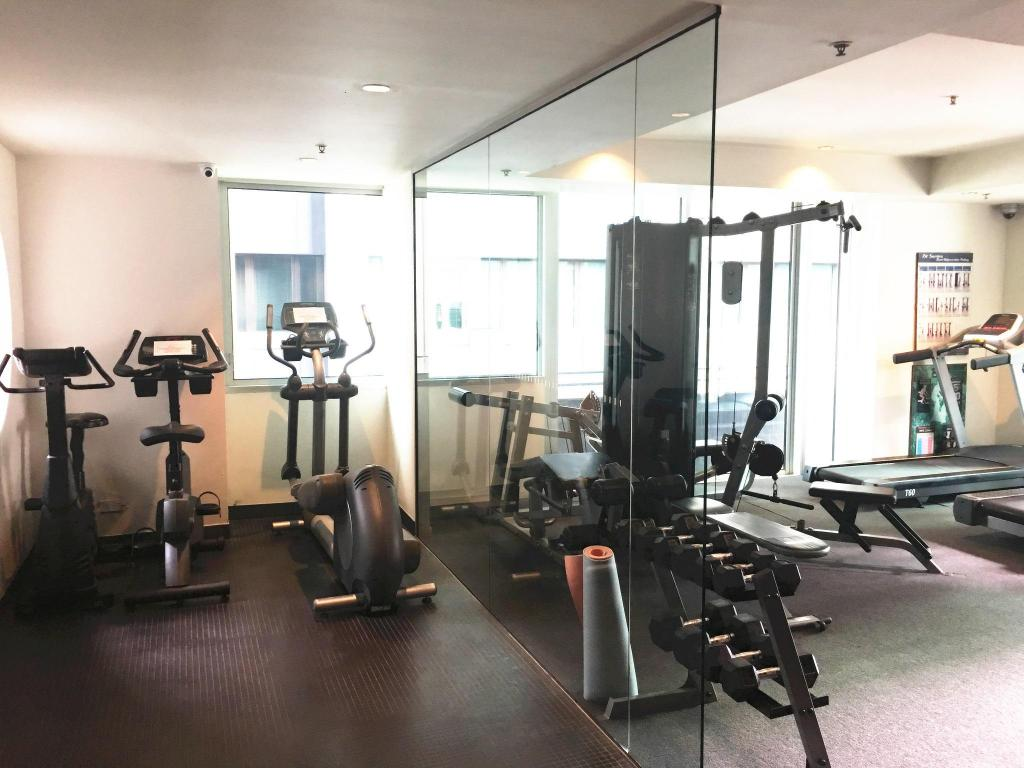 Fitness center Neo Serviced Apartments