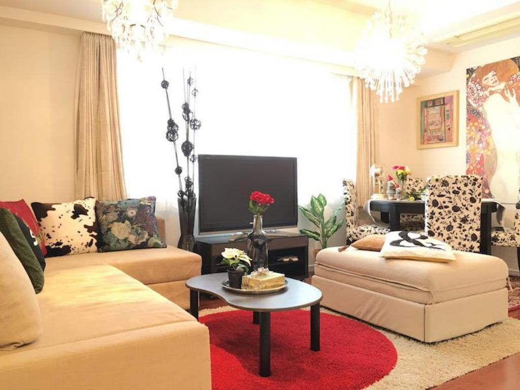 Brand-New 2Bed Room APARTMENT NEAR JR SHINJUKU