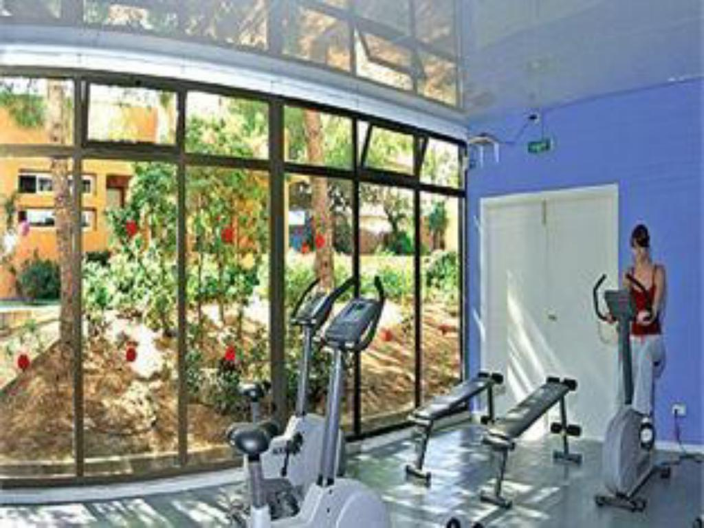 Fitness center azuLine Hoteles Mar Amantis I & II