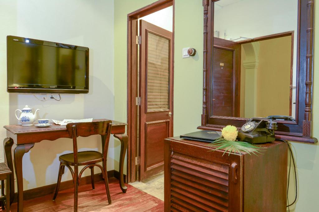 Standard Room - Single Bed - View Museum Hotel Penang