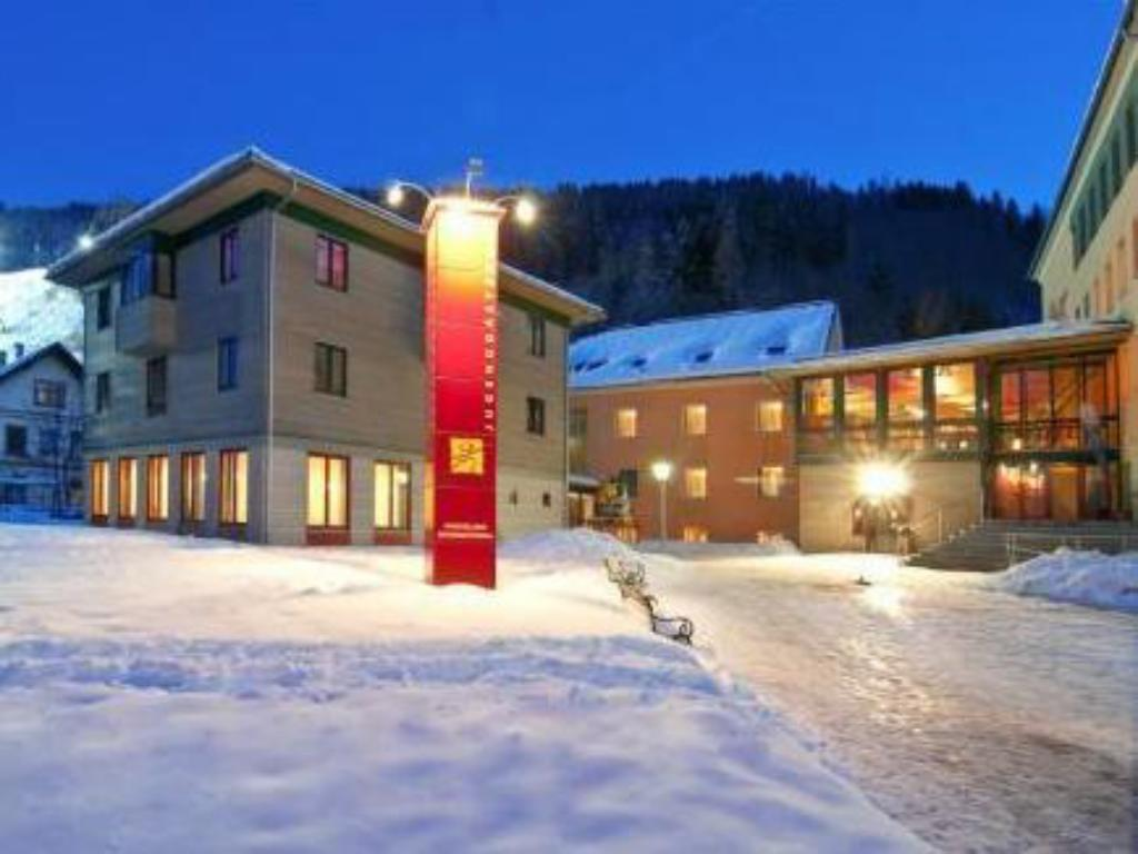 Exterior view JUFA Hotel Schladming