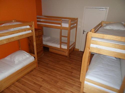 Flermannsrom (4-6 personer) (Dormitory Room (4 to 6 People))