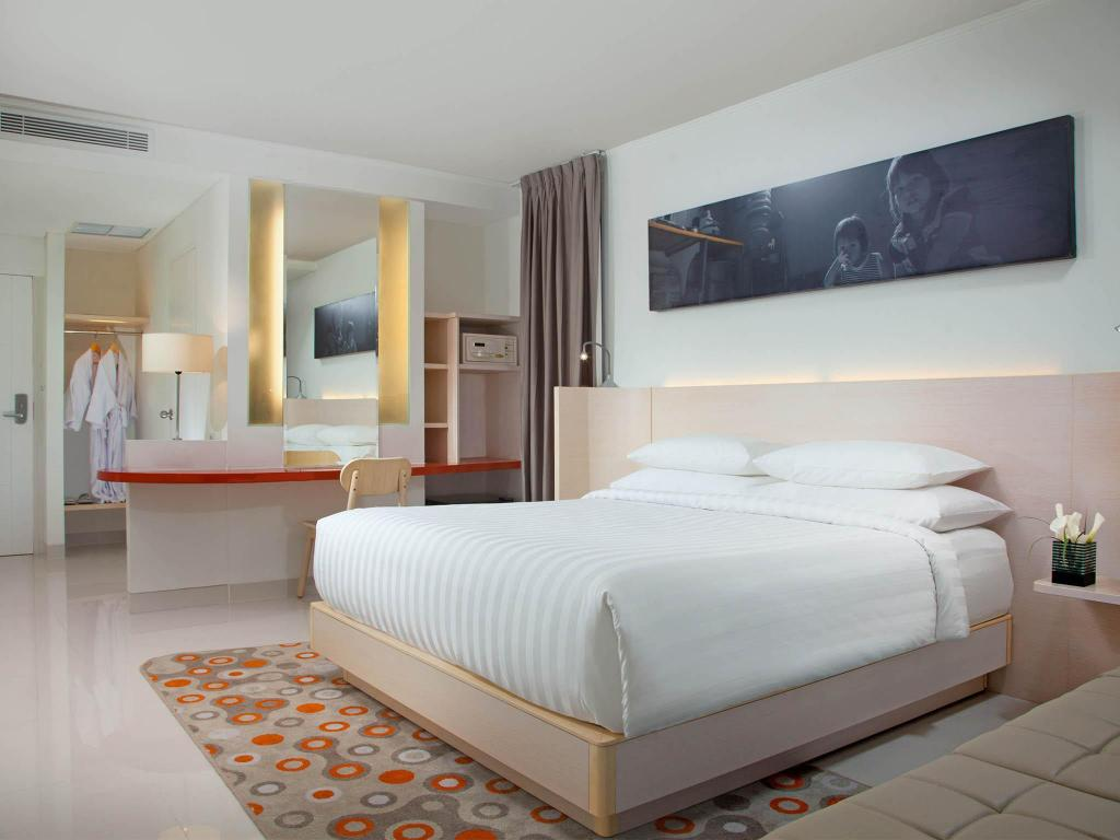 Fairfield Room, Guest room, 1 King or 2 Twin/Single Bed(s) - Spavaća soba Fairfield by Marriott Surabaya